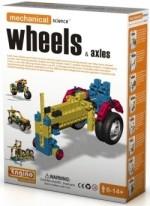 Elenco Learning & Educational Toys Elenco Mechanical Science Wheels & Axles