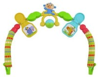 Fisher Price Rainforest Friends Spacesaver Jumperoo CHN44 (Multicolor)