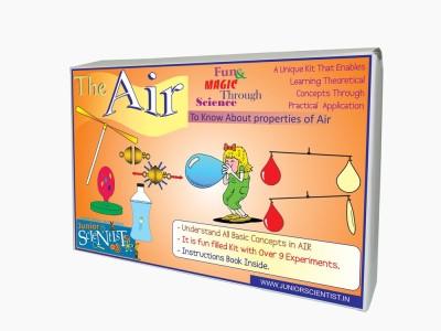 Junior Scientist Learning & Educational Toys Junior Scientist The Air