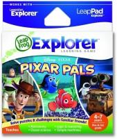 LeapFrog Leapster Explorer Game Pixar Pals (Multicolor)