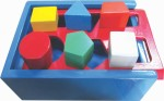 Learners Play Learning & Educational Toys Learners Play Post in Shape Sorter