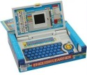 Prasid English Learner Laptop For Kids - 20 Acitivites - Blue