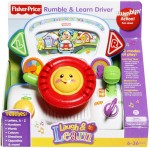 Fisher Price Learning & Educational Toys Fisher Price Laugh & Learn Rumble & Learn Driver