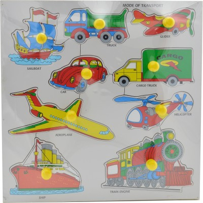 Little Genius Learning & Educational Toys Little Genius Trans Large Tray