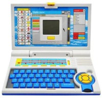New Pinch Kids English Learner Computer Toy Educational Laptop (Multicolor)
