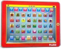 Prasid English Learner My Smart Pad For Kids - Red