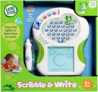 LeapFrog Scribble and Write: Learning Toy