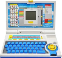 Littlegrin English Learner Educational Laptop For Kids (Blue)
