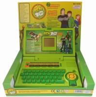 99DOTCOM Ben 10 Toy English Notebook Green- 20 Activity (Multicolor)