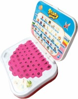 SMT Fun Learning Laptop For Kids(Multicolor) (Multicolor)