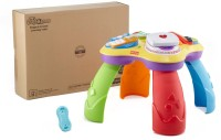 Fisher-Price Laugh And Learn Puppy And Friends Learning Table (Multicolor)