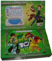 Shree Krishna Ben 10 Mini Laptop (Green)