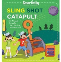 Smartivity Sling Shot Catapult (Multicolor)