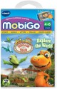 Vtech Mobigo Software Cartridge - Dinosaur Train - Multicolor