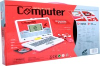 INDIAKAAPNA LEARNING LAPTOP WITH CD & MOUSE (Red)