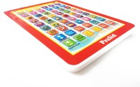 Kbnbs Touch Screen Learning Pad For Kids (Multicolor)