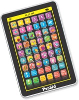 Prasid My Pad Mini English Learning Tablet For Kids - Indian Voice (Black, White)