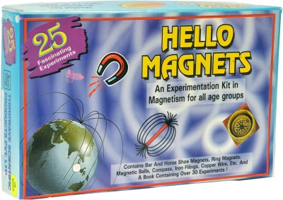 Kuthuhal Learning & Educational Toys Kuthuhal Hello Magnets Science Activity Kit