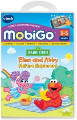 Vtech Learning & Educational Toys VTech Mobigo Software Elmo