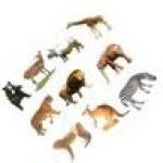 AIMEDU TOY Learning & Educational Toys AIMEDU TOY JUMBO CUTOUT WILD ANIMAL