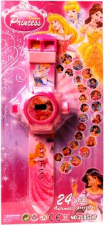 Shopalle Learning & Educational Toys Shopalle Princess Watch For Kids