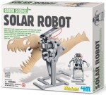 4M Learning & Educational Toys 4M Kidz Labs Green Science Solar Robot