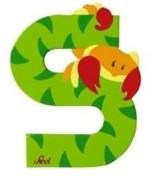 Sevi Learning & Educational Toys Sevi Animal Alphabet S