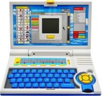Reckonon Playking English Learner Educational Laptop (Blue)