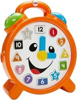 Fisher-Price Laugh & Learn Counting Colors Clock (Multicolor)