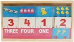 Indiangiftbazzar Learning & Educational Toys Indiangiftbazzar IGB Number Domino Game