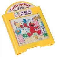 Unknown Fisher-Price Learn Through Music Learning System: Elmo's World All About Numbers (Multicolor)