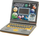 Prasid Intellective Learning Computer With 50 Activities Grey - Multicolor