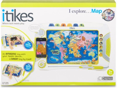 Flipkart – iTikes Map @ Rs.3569/-