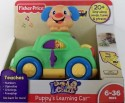 Fisher-Price Laugh & Learn Puppy's Learning Car - Multicolor