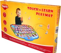 Mitashi Skykidz Touch & Learn Play Mat (Yellow)