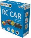 Sparky & Bright Secret Lab Of Robotics - RC Car - Blue