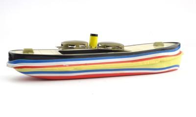 Karmakara Learning & Educational Toys Karmakara Canal Tug Boat