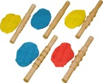 Eduedge Learning & Educational Toys Eduedge Let'S Try Rolling N Cutting the Dough