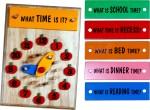 Little Genius Learning & Educational Toys Little Genius Teaching Clock