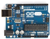 Arduino Uno R3 - Original Made In Italy With Box (Multicolor)