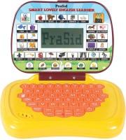 Prasid Smart Lovely English Learner Kids Laptop (Yellow, Brown)