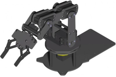 Development of a Multi-functional Soft Robot