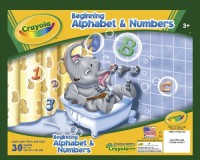 Crayola Beginning ABC And 123 Tablet (Multicolor)