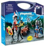 PLAYMOBIL Learning & Educational Toys PLAYMOBIL Carrying Case Knights