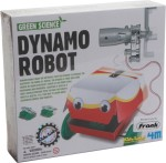 4M Learning & Educational Toys 4M Kidz Labs Green Science Dynamo Robot