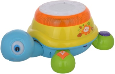 Smiles Creation Learning & Educational Toys Smiles Creation Tortoise Tambourine Learning Toy