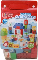 Babytintin Block Games, Stacking Sets, Numerical And Alphabet Blocks (Multicolor)