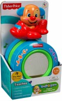Fisher Price Laugh & Learn Puppy's Crawl-Along Ball (Multicolor)