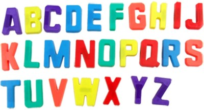 Globalgifts Learning & Educational Toys Globalgifts A to Z Plastic Alphabets