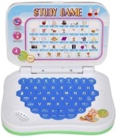 Toy World English Learner Laptop (Multicolor)